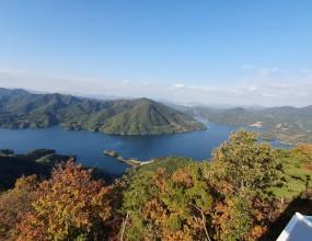 대연정사 사찰순례2019년 10월 22제천-청풍호반